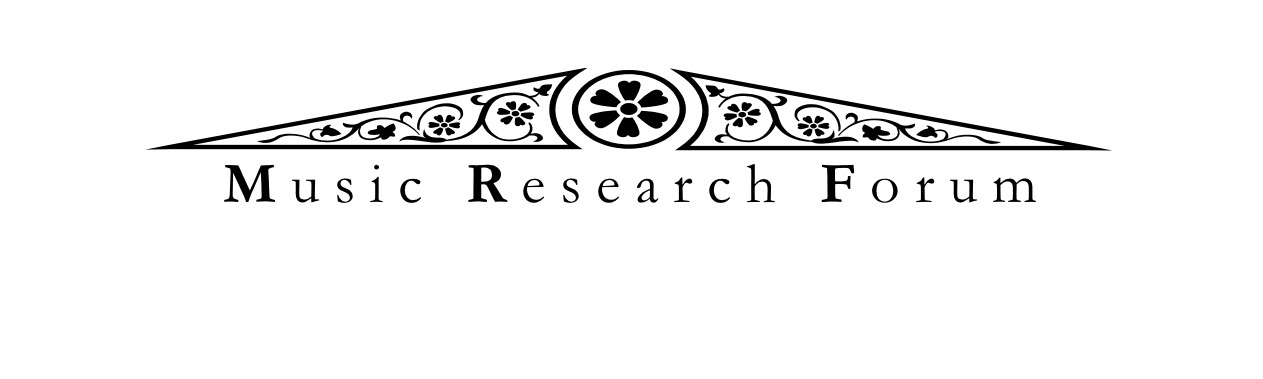Music Research Forum