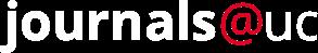 Journals @ UC logo